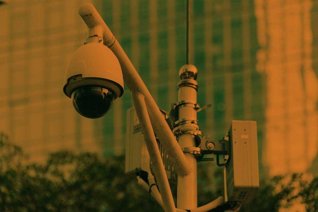 cctv segurança e monitoramento de condominio